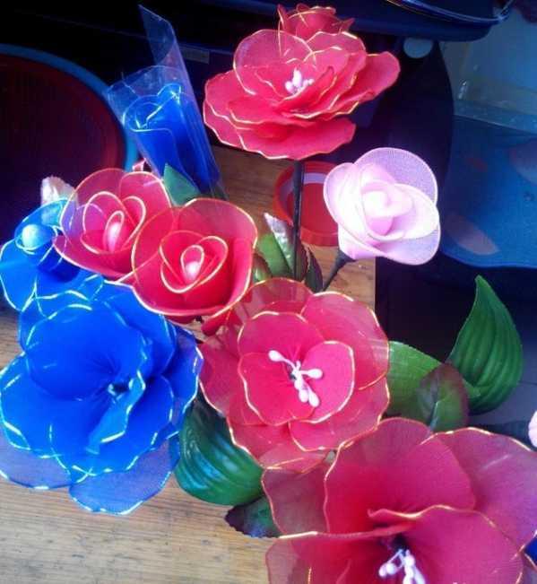丝网花制作步骤 如何制作玫瑰丝网花步骤