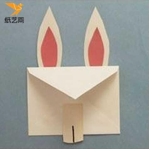 小朋友制作新年賀卡 兒童手工制作小兔子新年賀卡教程