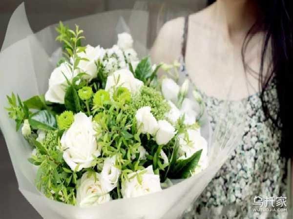 长包法鲜花 毕业季的diy花束——鲜花花束包装方法