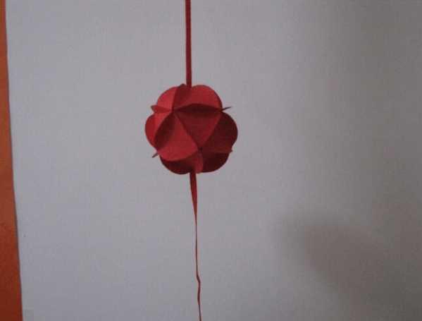 手工制作花灯 儿童简单手工小花灯灯笼制作方法图解教程
