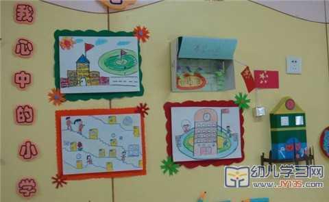 幼儿园大班主题布置 幼儿园大班教室主题墙布置