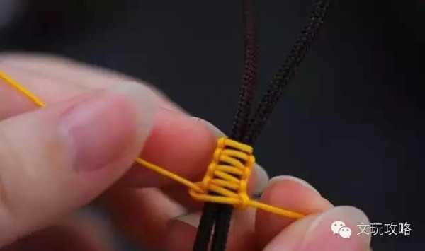 编绳子的编法图解 这么简单的编绳法一看就懂