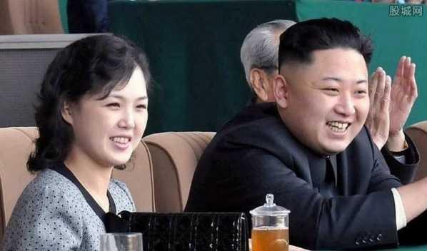 李雪主照片 朝鲜李雪主前夫照片