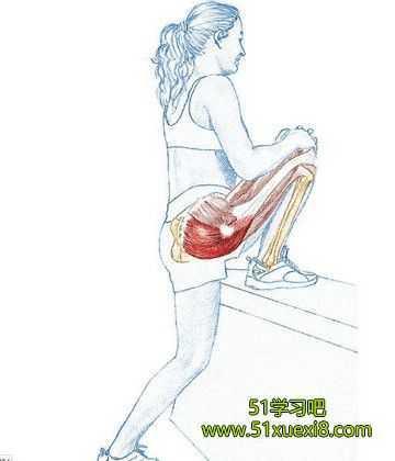 跑步创意手绘画