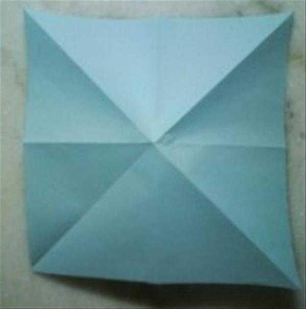 蝴蝶结的折法图解 手工diy精美的折纸蝴蝶结步骤图解教程