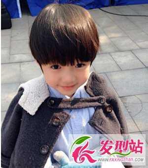 雕刻动物男宝宝发型 小男孩流行发型图片大集合