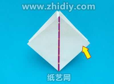 纸螃蟹 手工折纸简单螃蟹图解教程
