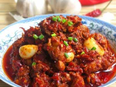 贵州辣子鸡火锅的做法 贵州特色的传统家常名菜——贵州辣子鸡
