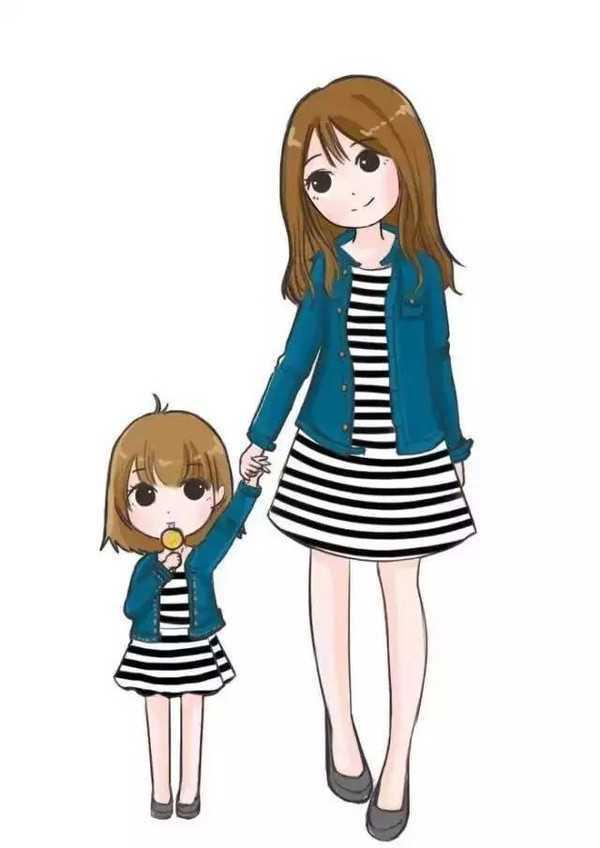 作为一个有女儿的妈妈,你有绝对的理由去无休止地挑选那些可爱的衣服.