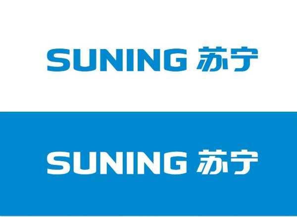 苏宁 logo矢量图