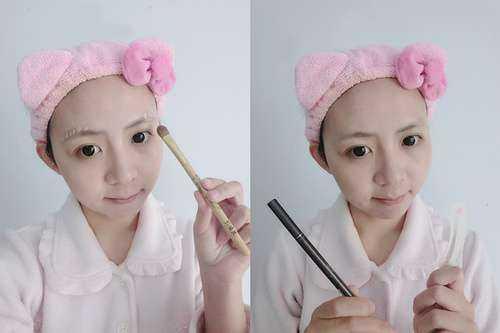 如何化彩妆步骤 淡妆化妆步骤组图——手把手教你如何