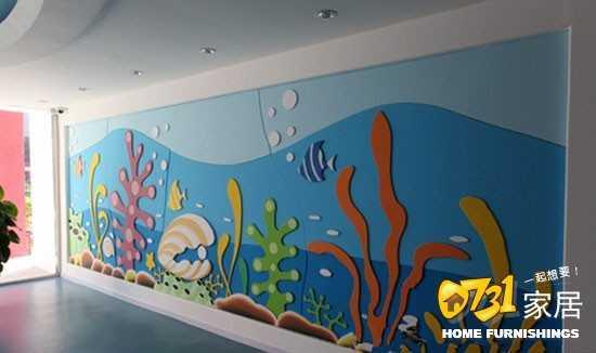 幼儿园主题墙饰图片 幼儿园主题墙饰设计方法
