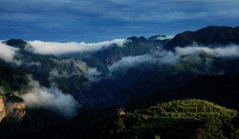 仙风山森林公园,是宁德周宁县近几年新开发的旅游休闲景区.