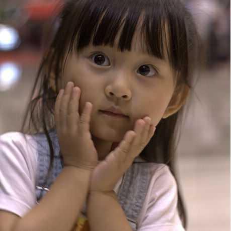 可爱女生qq头像 萌娃子可爱小女孩的qq头像