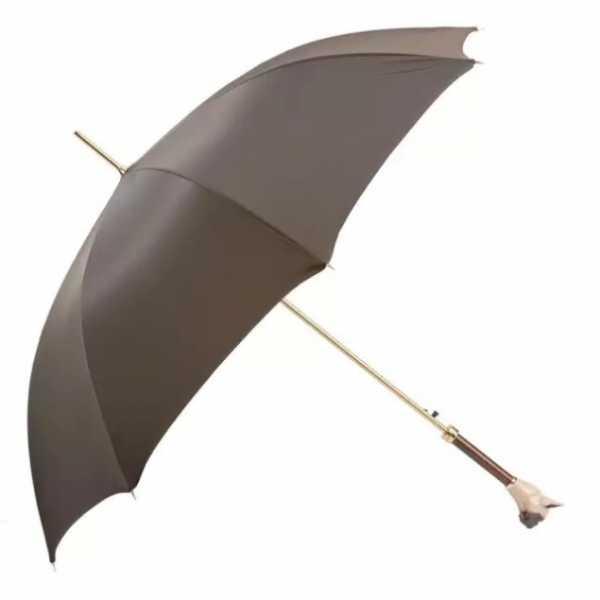 忠诚的雨伞 pasotti手工雨伞品牌2017全新推出萌宠系列